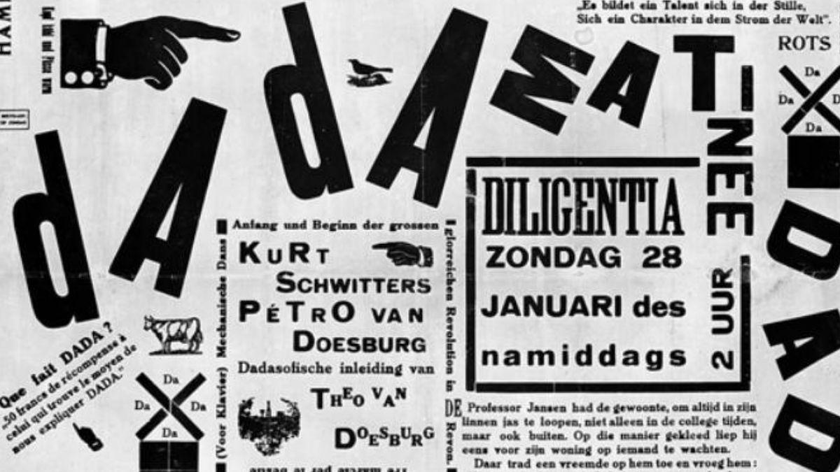 Dadaísmo literario