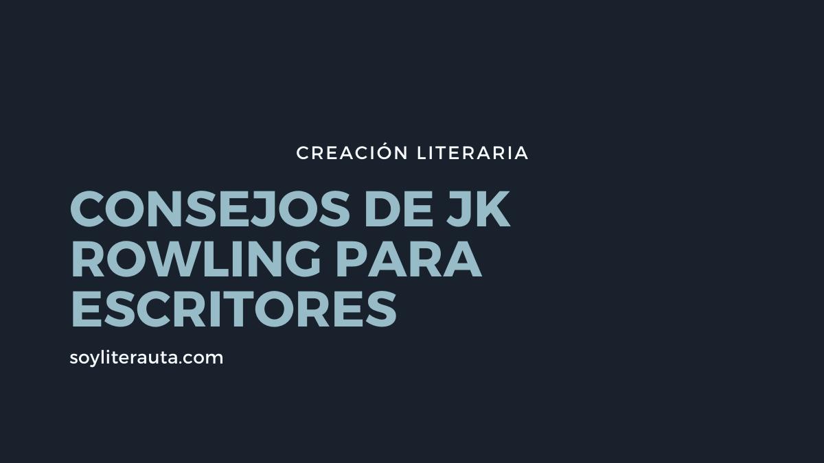 escribir como jk rowling