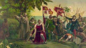 crónica histórica de indias