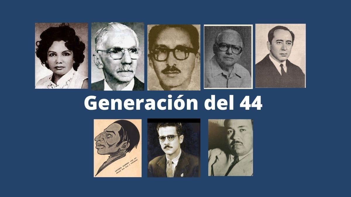 Generación del 44 El Salvador