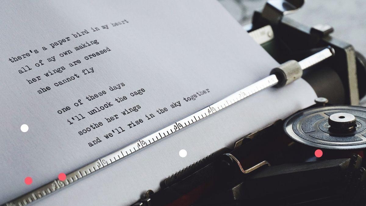 poesía lirica
